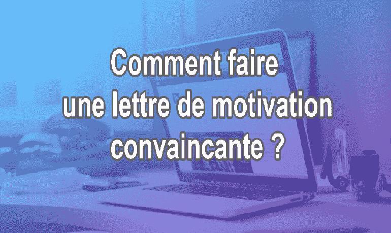 Lettre De Motivation Animateur Comment Rédiger Une Lettre